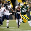 Packers defeat Bears to wrap up home-field advantage, but questions linger