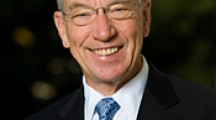 Grassley: Religious freedoms under attack – U.S. can promote and protect liberty globally