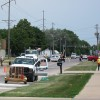 Gas leak prompts quick action from authorities today