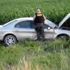 Man cited after vehicle rollover Wednesday evening