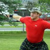 North Iowa Highland Games played at the North Iowa Events Center Saturday