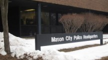 Gunfire damages Mason City house; police find bullet holes in door