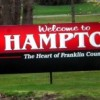 Hampton gets $20,000 from DNR Derelict Building Grant Program for new fire station