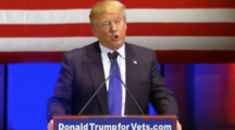Donald Trump ordered to pay $2 million for using charity foundation to further his election; Iowa event for veterans was a sham