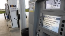 Gov. Reynolds signed legislation into law to lower taxes on renewable fuels