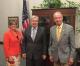 Grassley, Ernst meet with Ambassador to China Branstad