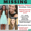 Update on missing Iowa college student