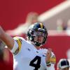 Iowa's Stanley named Davey O'Brien National Quarterback of the Week