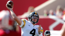 College Football: Iowa's Stanley named to Maxwell Award watch list