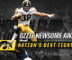 Iowa's Hockenson named best tight end in nation