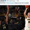 Iowa defeats Western Carolina, 78-60
