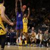 Men's college basketball: Iowa 110, Savannah State 64