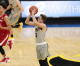 Men's college basketball: Iowa defeats Nebraska, 93-84