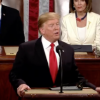 President Trump addresses nation in State of the Union speech
