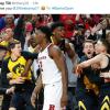 Wieskamp's buzzer-beater lifts Iowa past Rutgers, 71-69