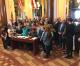 Gov. Reynolds signs historic education funding bills, adding nearly $90 million in spending