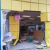 SUV slams through front of Kwik Coin Laundry in Mason City Wednesday morning