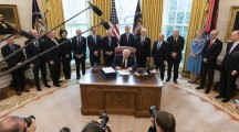 President Donald J. Trump signs CARES Act; Read FAQ about rebates and more