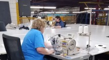 Winnebago Industries manufactures medical masks   for Mercyone North Iowa Medical Center