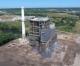 Alliant Energy implodes M.L. Kapp Generating Station in Iowa