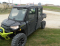 Two hurt after alleged drunken Iowa man rolls ATV