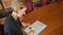 Gov. Reynolds signs new proclamationmodifying public health measures