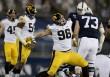 College Football: Iowa defeats Penn State, 41-21