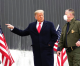 Trump visits Mexican border wall, threatens Biden, brags of arrest of 500,000 illegal aliens; Latino caucus in Congress furious