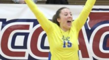 JUCO Volleyball: NIACC's Tobin earns honorable mention all-American honors