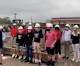 Groundbreaking ceremony held at Mason City High School for new fieldhouse and natatorium