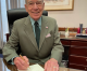 Senator Charles Grassley writes letter thanking Mason City man for hand-made pen