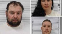 Northern Iowa drug bust nets three suspects