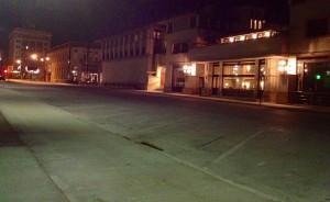 Downtown Mason City