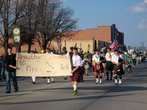 Parade held in 2012