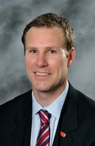 Fred Hoiberg, Iowa State men's head basketball coach