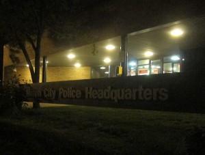 Mason City Police Department headquarters