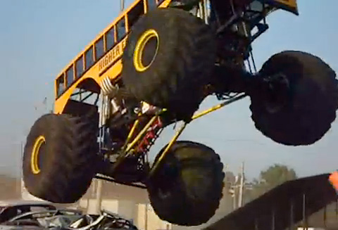 Biggest Meanest And Most Powerful Monster Trucks Dazzle Franklin County Fair Northiowatoday Com