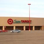 Target in Mason City, Iowa
