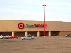 Target in Mason City, Iowa
