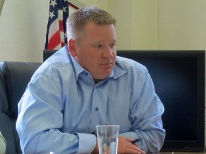 Mayor Eric Bookmeyer has lead the charge on a number of programs that the city is paying for.