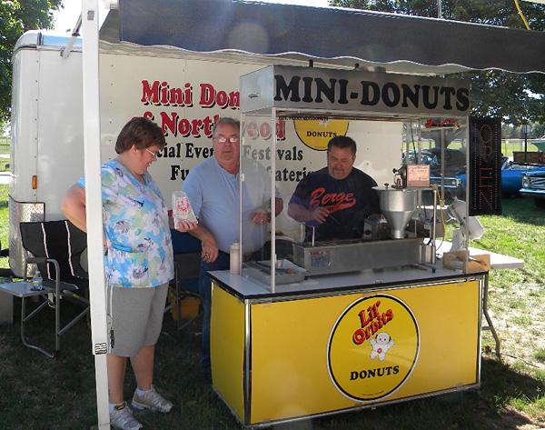 lil orbits mini donut machine