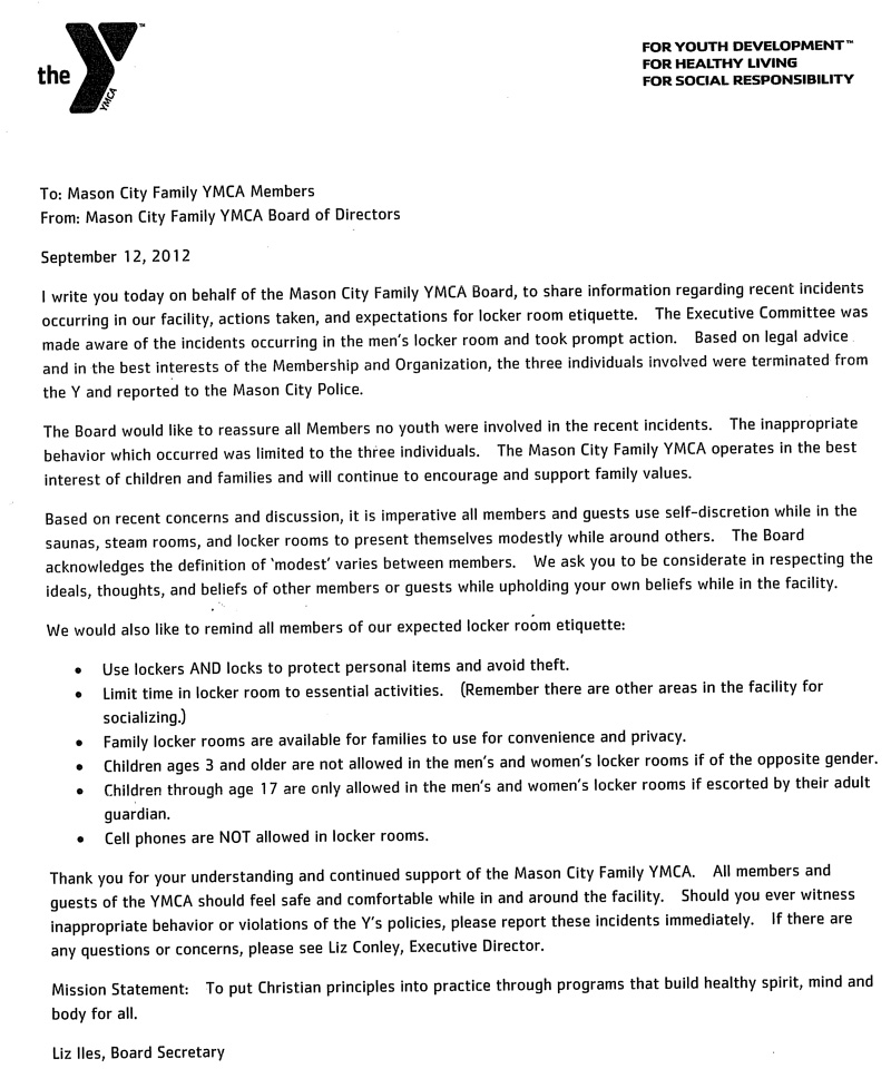 Awesome Ymca Executive Director Cover Letter .