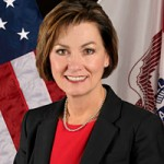 Lt. Governor Kim Reynolds