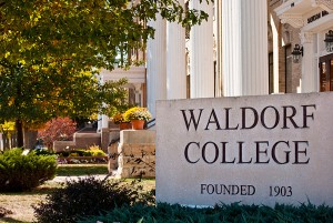 Waldorf College in Forest City, Iowa