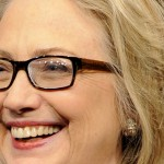Hillary Clinton  UPI/Mike Theiler