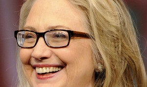 Hillary Clinton leads Democratic polls UPI/Mike Theiler