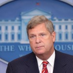 Tom Vilsack, secretary of the Department of Agriculture UPI/Kevin Dietsch