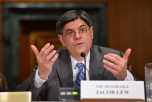 Former White House Chief of Staff Jacob Lew UPI/Kevin Dietsch