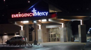 Mercy Hospital Emergency Room