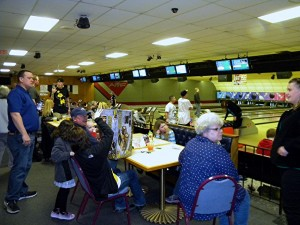 Bowling for Cancer Benefit
